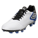 Umbro Geometra II Precision FG (White/Royal Blue)