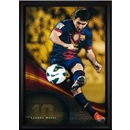 Upper Deck Barcelona Messi Flea Flicker Signed Framed Picture