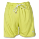 PUMA Women's Rollover Short (Green)