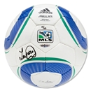 Upper Deck Landon Donovan Autographed adidas Replique MLS Match Ball