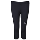 adidas Women's TechFit Capri Tight (Black)