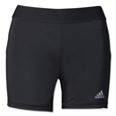 adidas Women's Techfit 5 Boy Short (Black)