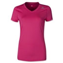 adidas TechFit Women's T-Shirt (Berry)