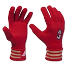 AC Milan 3 Stripe Gloves