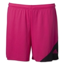 adidas Women's Striker 13 Short (Pink/Black)
