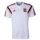 Spain 2014 Training Jersey (White)