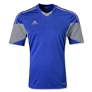 adidas Rush Tiro 13 Jersey (Royal/Gray)