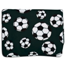 Soccer Pocket Throws (Black)