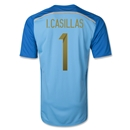 Spain 2014 I. CASILLAS Home Goalkeeper Jersey