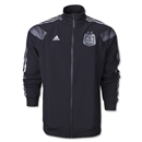 Argentina 2014 Premium Black Anthem Track Top