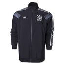 Germany 2014 Premium Black Anthem Track Top