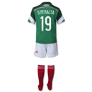 Mexico 2014 O. PERALTA Home Mini Kit