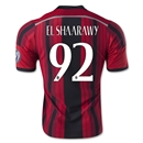 AC Milan 14/15 EL SHAARAWY Alternative Home Soccer Jersey