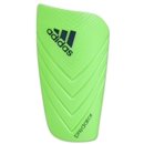 adidas Predator Lesto Shinguard (solar green/rich blue)