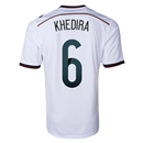 Germany 2014 KHEDIRA Home Soccer Jersey