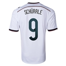 Germany 2014 SCHURRLE Home Soccer Jersey