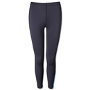 Girls Long Legging Chill Weight (Black)