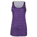 adidas Women's TechFit Tank (Purple)
