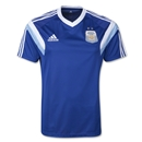 Argentina 2014 Training Jersey (Royal)