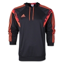 adidas SpeedKick Hoody (Blk/Red)