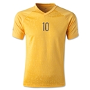 adidas Youth Messi T-Shirt (Yellow)