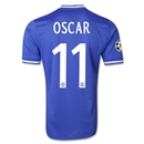 Chelsea 13/14 OSCAR Authentic UCL Home Soccer Jersey