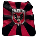 DC United Raschel Throw