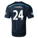 Chelsea 14/15 24 CAHILL Third Soccer Jersey