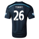 Chelsea 14/15 26 TERRY Third Soccer Jersey