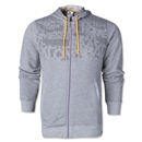 adidas F50 Messi Hooded Sweat Jacket (Gray)