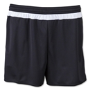 adidas Women's MLS 15 Match Short (Blk/Wht)