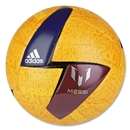 adidas F50 Messi Mini Ball (Solar Gold/Amazon Purple)