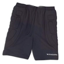 Diadora Padova Goalkeeper Shorts (Black)