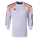 adidas Onore 14 Long Sleeve Goalkeeper Jersey (White)