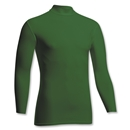 Power-Tek Compression LS Top (Dark Green)