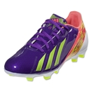adidas Women's F10 TRX FG (Blast Purple Metallic/Electricity)