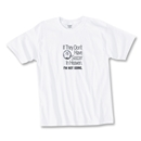Soccer in Heaven T-Shirt (White)