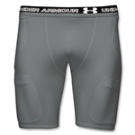 UA Turf Gear 5-Pocket Girdle (Gray)