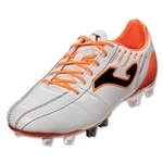 Joma Fit 100 FG (White/Flame/Black)