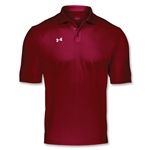 Under Armour Performance Team Polo (Maroon)