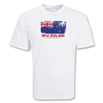 New Zealand Football T-Shirt