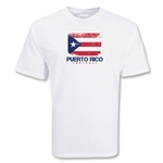 Puerto Rico Football T-Shirt