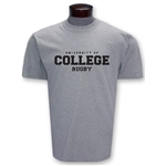 University of College Rugby T-Shirt (Gray)