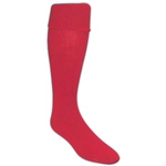 High Five Calcetines de Futbol (Rojo)