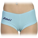 Rugby Girl Shorties (Aqua)