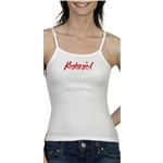 Rugby Girl Women's Tank Top (White)