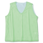 Yale Tricot Mesh Reversible Women's Lacrosse Jersey (Lime/White)