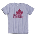 Objectivo Canada Les Rogues T-Shirt (Gray)