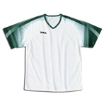 Xara United Soccer Jersey (Wh/Dgr)