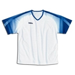 Xara United Soccer Jersey (Wh/Ro)